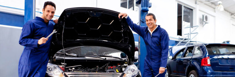 Look for Automotive Service Quality