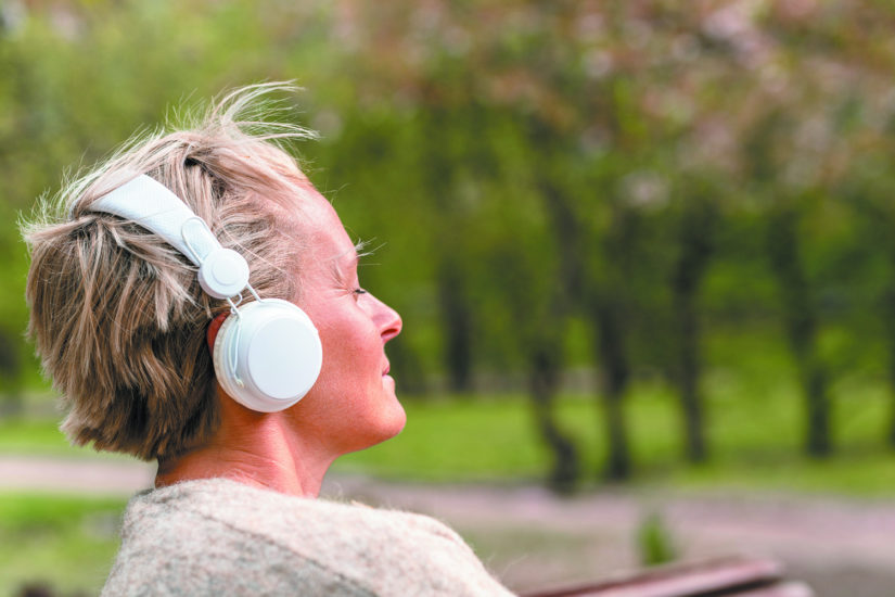 Stay Active while Listening to Your Favorite Music